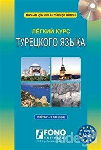 Ruslar için Türkçe Seti (2 Kitap + mp3 CD)