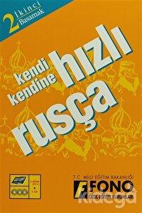 Hızlı Rusça 2. Basamak (2 kitap + 3 CD)
