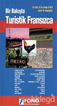 Bir Bakışta Turistik Fransızca Tablosu