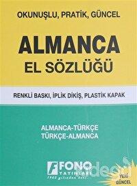 Almanca / Türkçe – Türkçe / Almanca El Sözlüğü