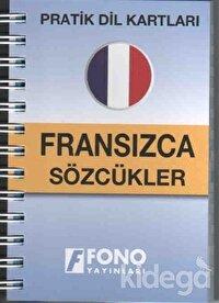 Pratik Dil Kartları - Fransızca Sözcükler