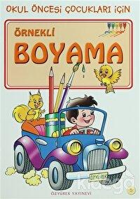 Örnekli Boyama 5