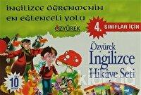 4. Sınıflar İçin Özyürek İngilizce Hikaye Seti (10 Kitap CD'li)