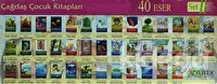 Çağdaş Çocuk Kitapları  2 (40 Kitap Kutulu)
