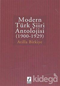 Modern Türk Şiir Antolojisi