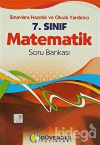 Güvender - 7. Sınıf Matematik Soru Bankası