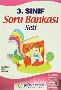 Güvender - 3. Sınıf Soru Bankası Seti