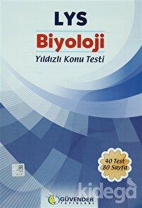 Güvender - LYS Biyoloji - Yıldızlı Konu Testi