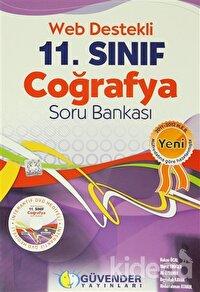 Güvender - 11. SINIF Coğrafya Soru Bankası