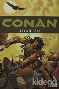 Conan 2. Kitap Siyah Dev