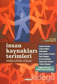 İnsan Kaynakları Terimleri Ansiklopedik Sözlük - İngilizce-Almanca Karşılıklı Türkçe Açıklamalı