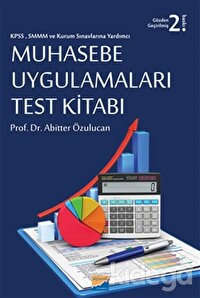 Muhasebe Uygulamaları Test Kitabı