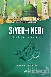 Siyer-i Nebi (2 Cilt Takım, Karton Kapak, 2. Hamur)