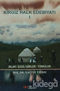 Kırgız Halk Edebiyatı 1