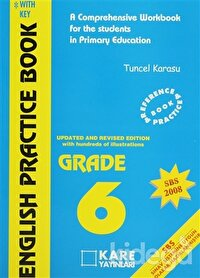 English Practice Book Grade 6 A Comprehensive Workbook for the Students in Primary Education
