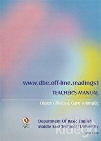 www.dbe.off-line.readings1 Teacher's Manuel