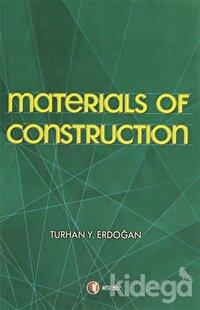 Materials Of Construction  Yapı Malzemeleri