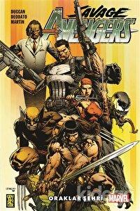 Oraklar Şehri - Savage Avengers 1
