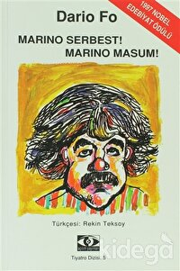 Marino Serbest! Marino Masum!