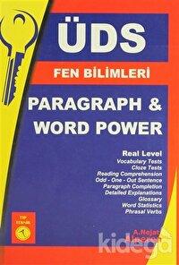 ÜDS Fen Bilimleri Paragrahp & Word Power