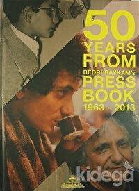 50 Years From Bedri Baykam's Press Book