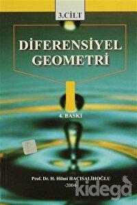 Diferansiyel Geometri Cilt: 3