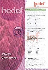 YGS-LYS Kimya Yaprak Testleri