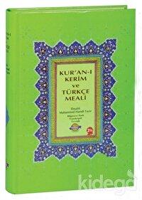 Kuranı Kerim Türkçe Meali ve Türkçe Okunuşu - Rahle Boy