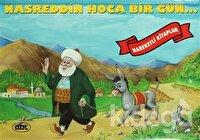 Nasreddin Hoca Bir Gün (Hareketli Kitaplar)