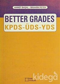 Better Grades KPDS-ÜDS-YDS