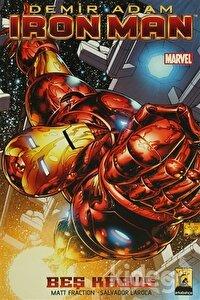Iron Man - Demir Adam Cilt 1: Beş Kabus
