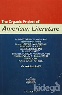 The Organic Project of American Literature