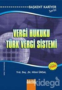 Vergi Hukuku Türk Vergi Sistemi KPSS