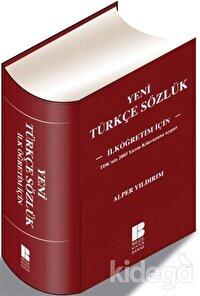 Yeni Türkçe Sözlük