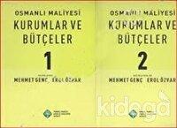 Osmanlı Maliyesi Kurumlar ve Bütçeler (2 Cilt Takım - CD'li)