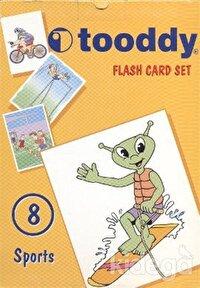 Flash Card Set: 8 (Sports / Sporlar)
