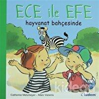Ece ile Efe Hayvanat Bahçesinde
