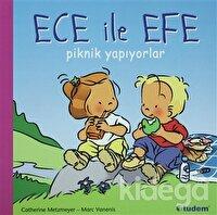 Ece ile Efe Piknik Yapıyorlar