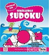 Çocuklar İçin Şekillerle Sudoku