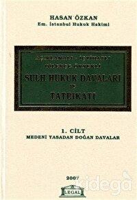 Sulh Hukuk Davaları ve Tatbikatı (2 Cilt Takım)