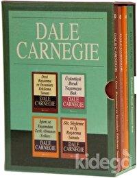 Dale Carnegie 4 Kitaplık Set