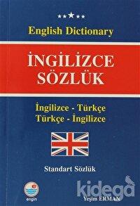 İngilizce Sözlük (Standart Sözlük)