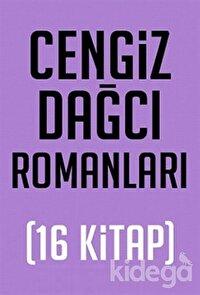 Cengiz Dağcı Roman Seti (16 Kitap)