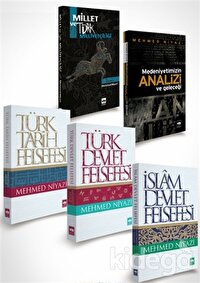 Mehmed Niyazi Fikri Eserleri Seti (5 Kitap)