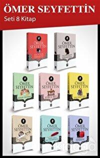 Ömer Seyfettin Seti (8 Kitap)