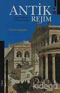 Antik Rejim Fransız Devrimi Öncesi Avrupa