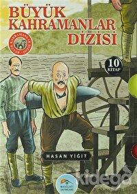 Büyük Kahramanlar Dizisi (10 Kitap Takım)