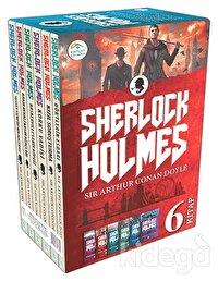Sherlock Holmes (6 Kitap Takım Kutulu)