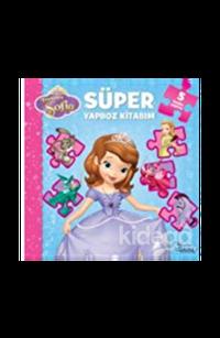 Prenses Sofia - Süper Yapboz Kitabım