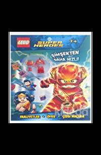 Lego Super Heroes - Şimşekten Daha Hızlı!